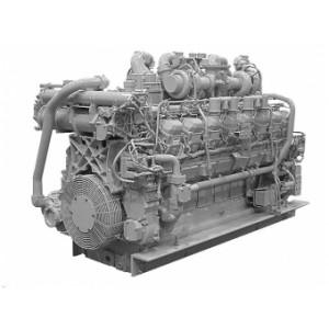 Motor pre použitie v lokomotívach Caterpillar 3516B