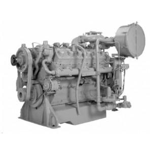 Plynový motor Caterpillar G3412
