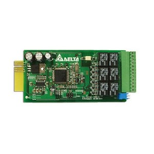 Programmable Relay I/O card – UPS Connectivity Solutions