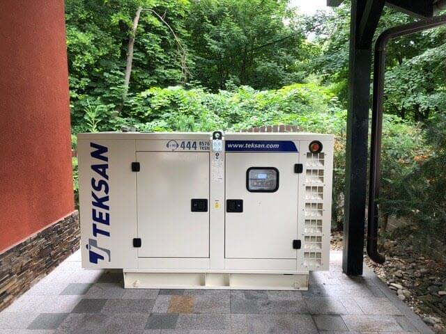 Dieselgenerátor
