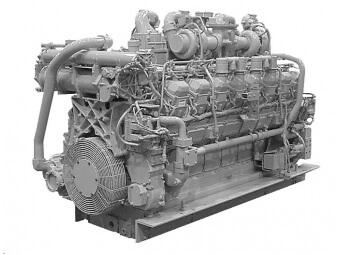 Lokomotívne motory