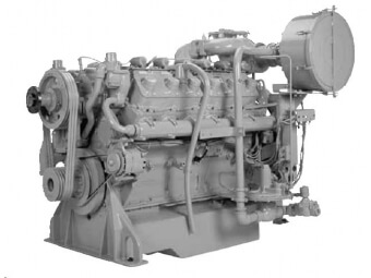 Plynové motory