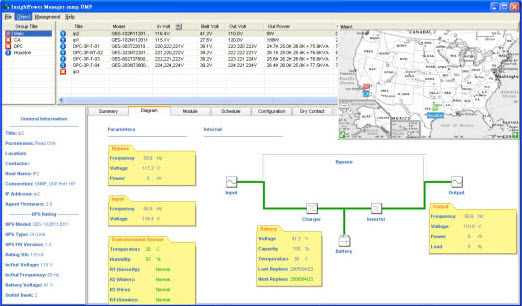 UPS Software Insight Power Manager